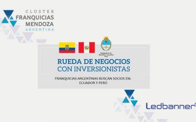 Clúster Franquicias Mendoza y su misión de buscar inversionistas