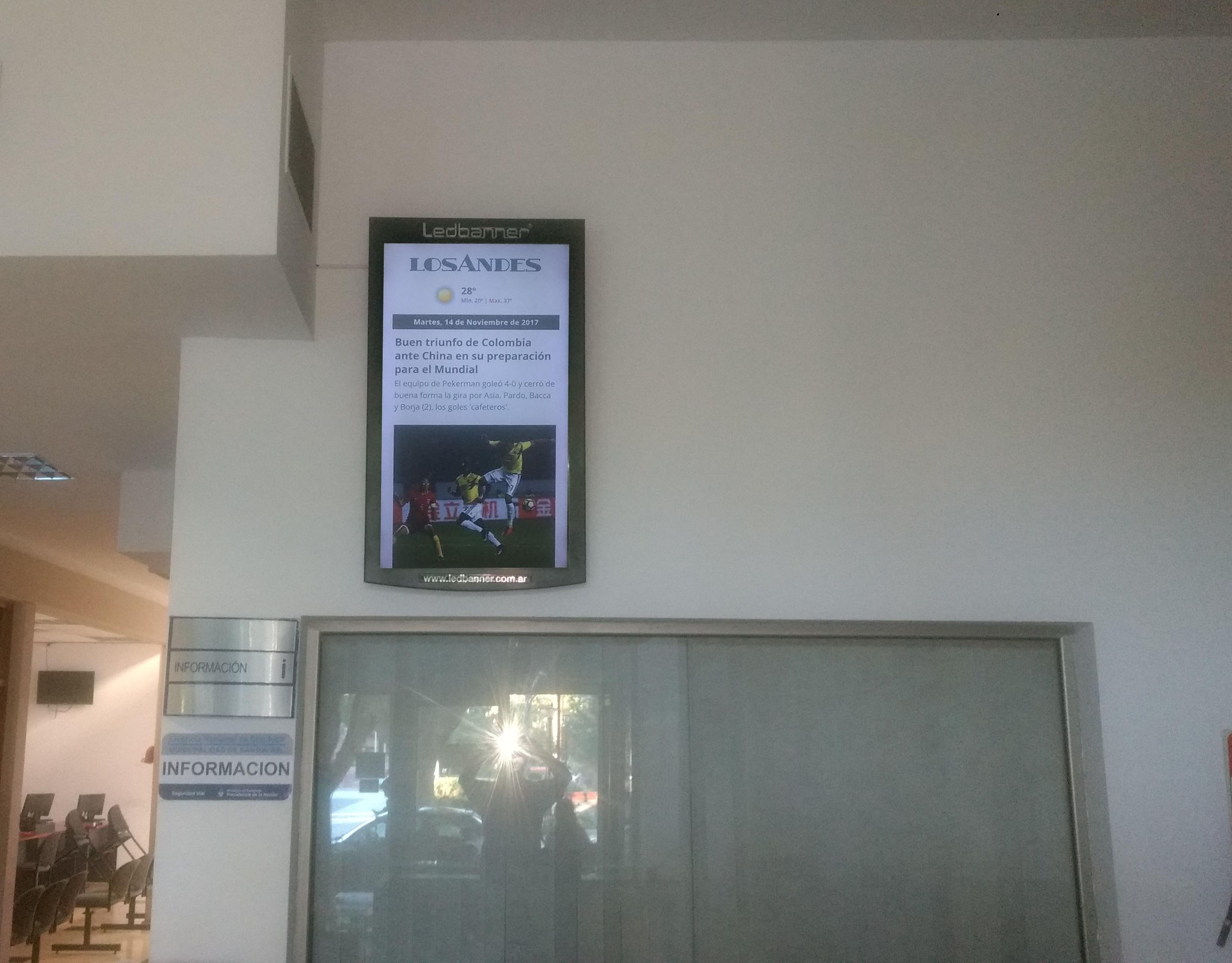 pantallas Ledbanner