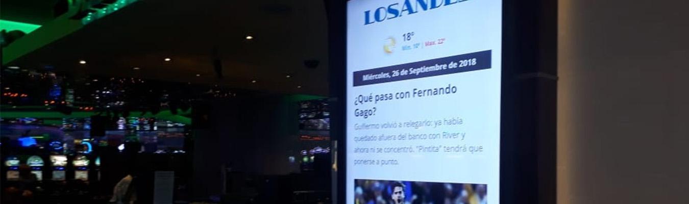 Casino Cóndor de Los Andes