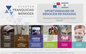 cluster franquicia panama