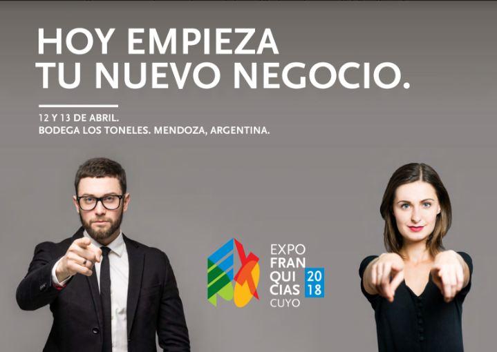 Conocé cuándo se realizará la Expo Franquicias Cuyo 2018