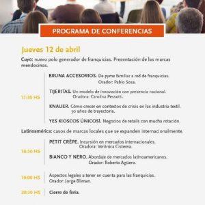 programa conferencias expo