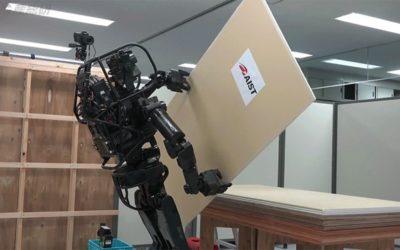 ¿Adiós a los albañiles? Crean robot albañil que trabaja sin descansar