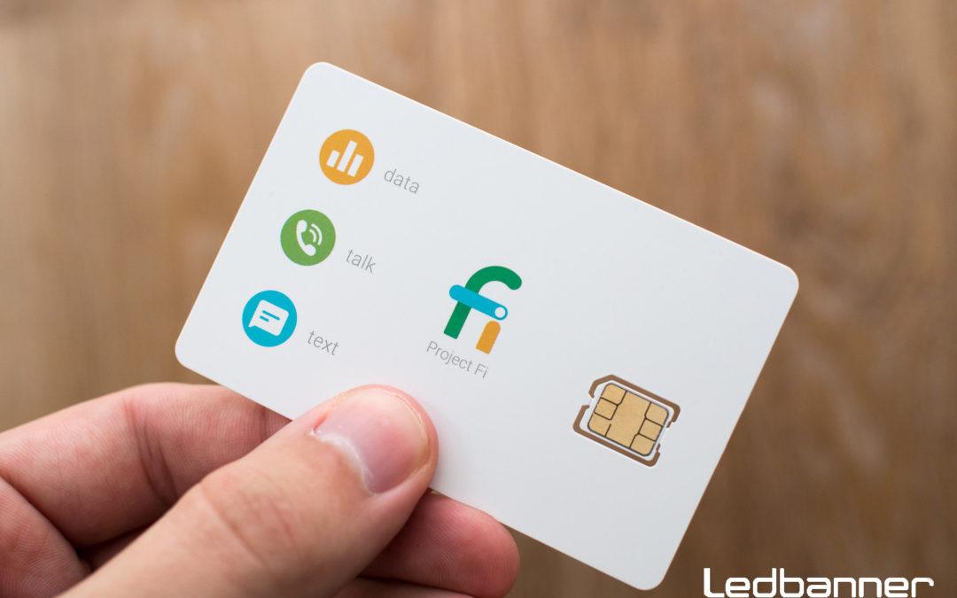Google Fi : La nueva telefonía que devuelve los datos que no usas